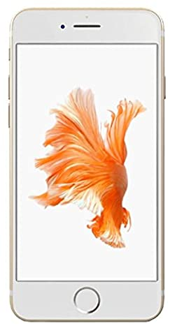 Apple iPhone 6S - 128GB GSM Unlocked - Gold (Certified Refurbished) (Iphone S5 Unlocked Gold)