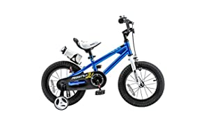 RoyalBaby BMX Freestyle Kid's Bike, 12-14-16-18 inch wheels, six colors available