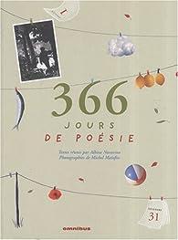 366 jours de poésie par Albine Novarino-Pothier