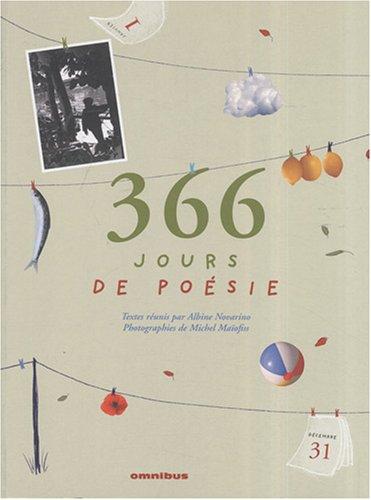 366 jours de poésie