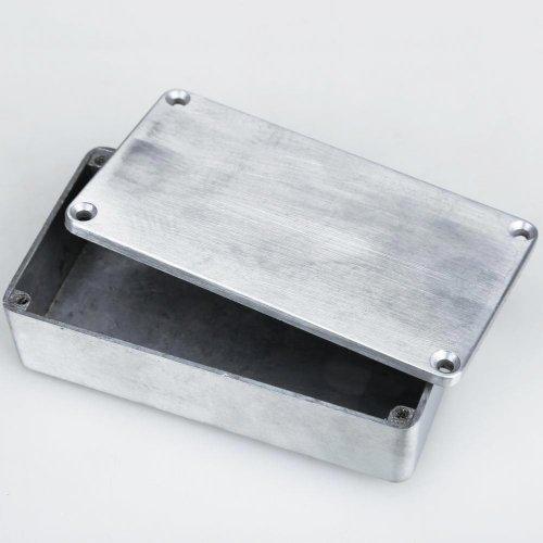 Jocestyle Guitar 1590B Style Effects Pedal Aluminum Stomp Box Enclosure
