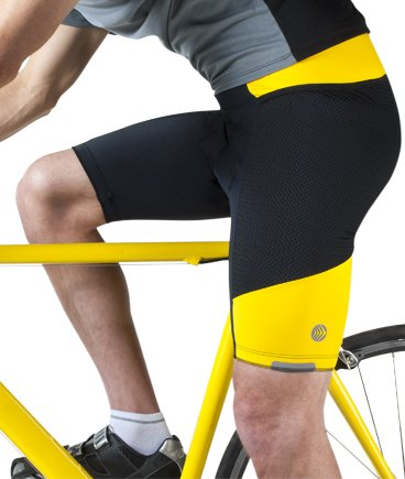 Mens Gel Padded Spandex Bicycle Touring Shorts - Buy Online in Oman ... d0bf0e9ef