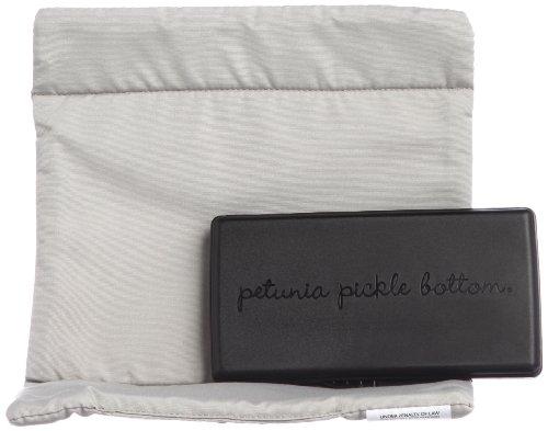 Petunia Pickle Bottom Carryall Urbain - Bolso bandolera, color gris