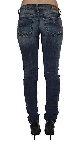 Diesel Bleu bleu Jeans Femme fonc Y0rYqF