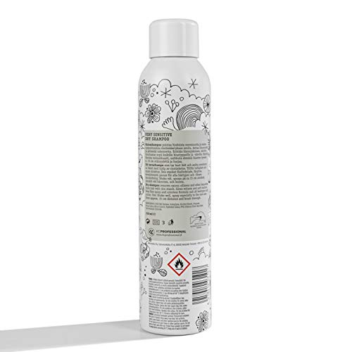 No nothing Very Sensitive Dry Shampoo - Fragrance Free Dry Shampoo, 100% Vegan, Hypoallergenic, Unscented, Gluten Free, Soy Free, 5.3 oz 2