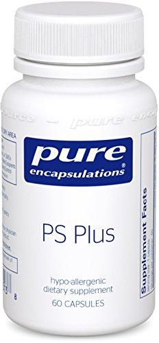 Pure Encapsulations Hypoallergenic Processing Cognitive