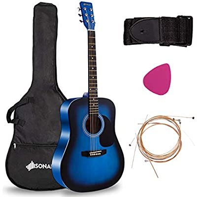 sonart-41-acoustic-guitar-wooden