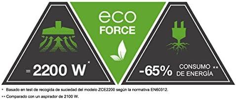 Electrolux ErgoSpace Green – Aspirador con bolsa compacto AAA y cepillo Parketto Pro, color negro ébano y verde: Amazon.es: Hogar