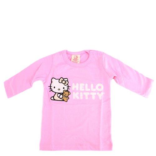Hello Kitty Organics Baby Girls' Tiny Chum Long Sleeve Snap T-Shirt