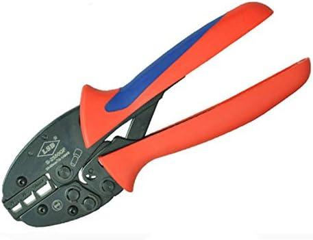 ケーブルカッター 圧着ペンチ 25/35/50mm² ワイヤエンドフェルール ハンド圧着工具 手動ケーブルカッター