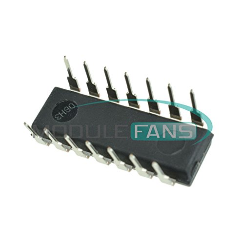 5PCS CD4047 IC DIP-14 TI CMOS Monostable Multivibrators CD4047BE