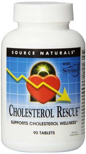 Source Naturals Cholesterol Rescue Tablets product image