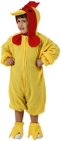 Atosa 95556 - Disfraz de gallina para niña (5/6 años): Amazon.es ...