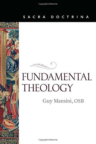 Fundamental Theology (Inglese) Copertina flessibile – 30 gen 2018 Guy Mansini Catholic Univ of Amer Pr 0813229855 Religion