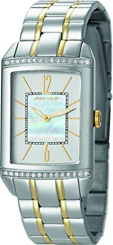Pierre Cardin Celebrite Dame - PC105532F05-Silver - stainless-steel-Rectangular