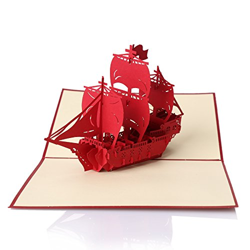 ignislife-papercraft-3d-pop-up-greeting-cards-with-envelope-bon-voyage-various-card-designs
