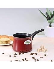 قدر قهوة من رويال فورد، احمر، المنيوم