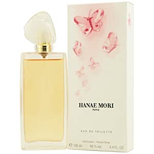 Hanae Mori by Hanae Mori for Women - 3.4 Ounce EDT Spray