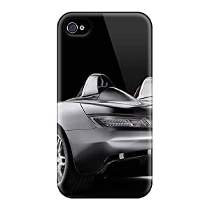 New Arrival Mercedes Slr Stirling For Iphone 4/4s Case Cover