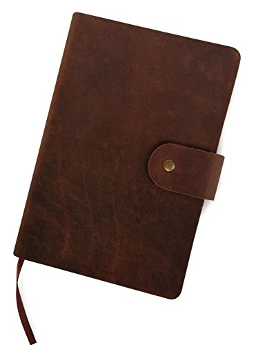 Crazy Horse Cowhide Leather Journal Sketchbook product image