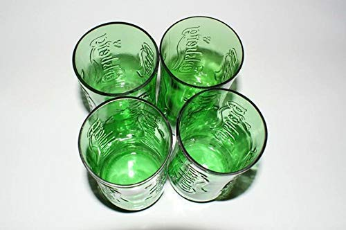 Beer Bottle Drinking Glasses : Repurposed Carlsberg Bottle Cups ()