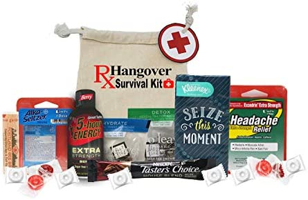 Premade Fully Loaded Hangover Kit product image