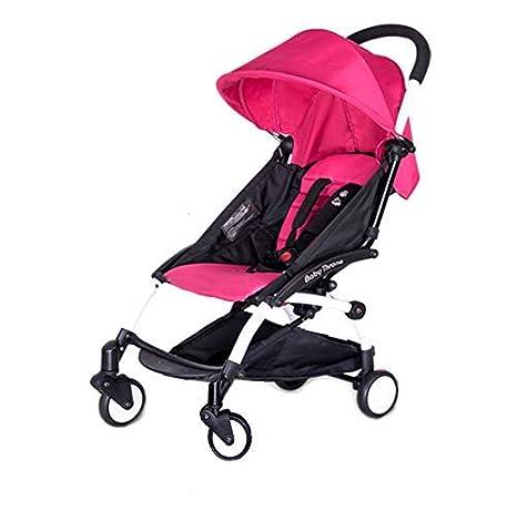 Amazon.es: HSDDA Carro de bebé Ligero Cochecito Ultraligero ...