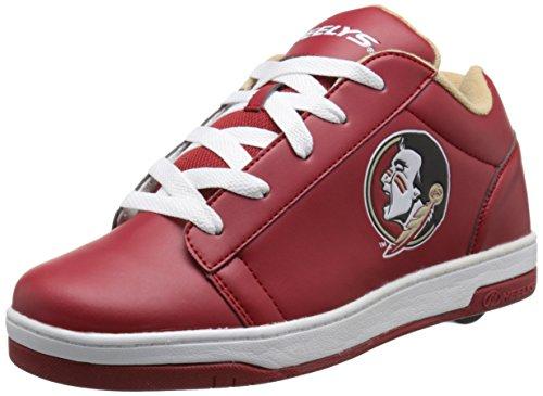 770473 Straightup2.0 FL Chaussure de skate, grenat / blanc, 9 M US Hommes