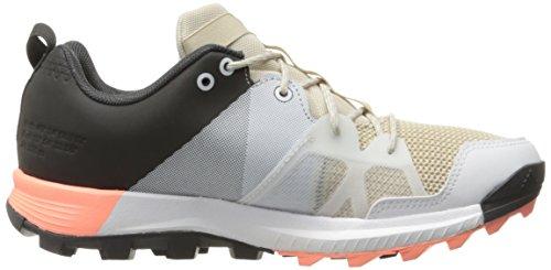 Clear Matte Women's Silver Brown adidas Shoes Running Sun 8 Trail Glow Kanadia wYzxxBdq8