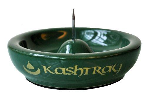 The Original Kashtray - World's Best Ashtray! (Green) (Safety Ashtray)