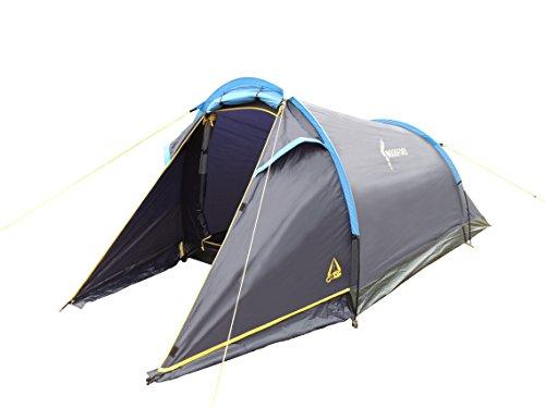 Best Camp Tent Woodford 2, Blau, One Größe, 15118