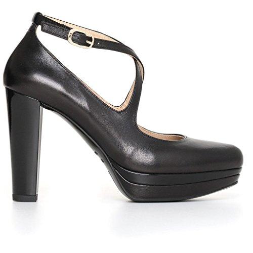 Giardini basses femme Nero Noir Sneakers AqTpwdp