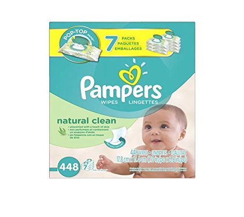 pampers-448-piece-natural-clean-baby-wipes-7-count