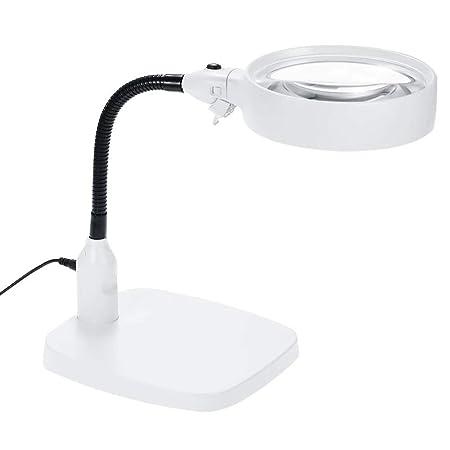 ZDXR LED Luz Natural De Claridad Súper Alta Lupa Iluminada LED ...
