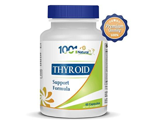 Stimuler l'énergie Supplément Soutien de la thyroïde Extraits de vitamine B12, sélénium, magnésium et iode. Éclaircit la peau, améliore la circulation sanguine, dégage l'esprit, et axes du métabolisme. Ne attendez pas, les performances de votre thyroïde e