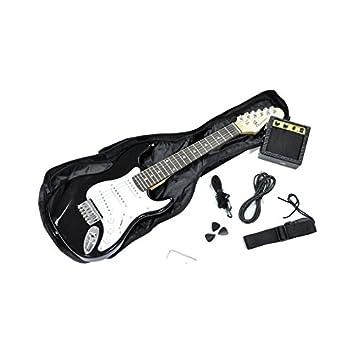 Rochester - Kit guitarra electrica infantil: Amazon.es: Instrumentos musicales