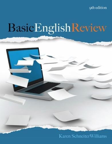 Basic English Review (Business Communications) by Cengage Learning
