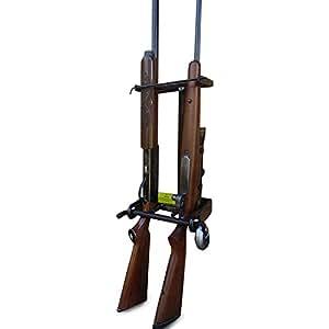 Amazon 3 Locking Gun Rack for Wall & Floor Mount
