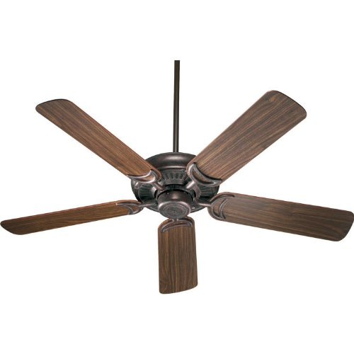 Quorum 79525-44, Venture Toasted Sienna 52'' Ceiling Fan by Quorum