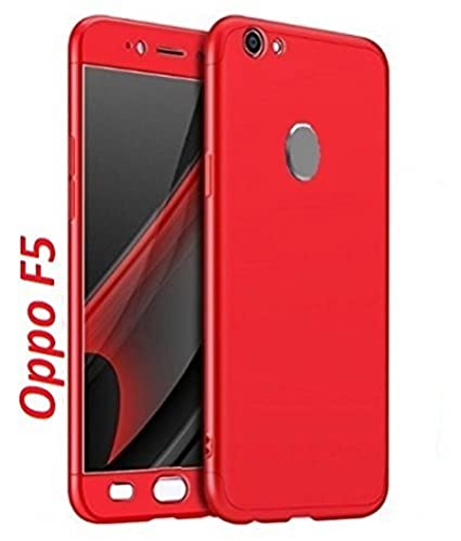 reputable site b15a0 55cc9 Anvika® Oppo F5 - 360 Degree Ipaky-Full Body: Amazon.in: Electronics