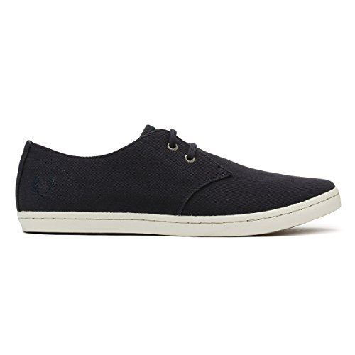 Fred Perry Byron Low Twill Two Tone Navy B3151608, Trainers