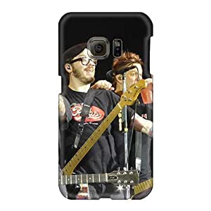 Durable Hard Cell-phone Cases For Samsung Galaxy S6 With Provide Private Custom Lifelike Bowling For Soup Band Pattern ErleneRobinson