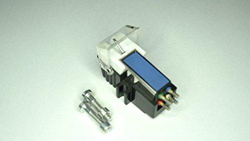 cellule à Aimant Mobile avec stylet diamant compatible avec SONY PS X40, PS X5, PS X50, PS X6, PS X60, PS X65, PS X7, PS X70, PS X75, PS X9 BRAS DE PLATINE VINYLE Generic