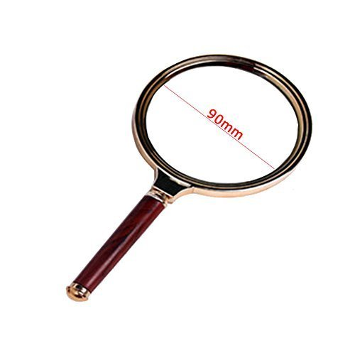 BXT BigEye 10X Magnifier Magnifying Glass Diameter 90mm/ 3.5'