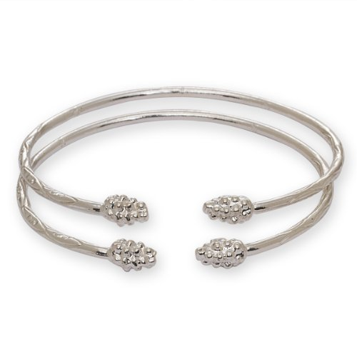 Grape Indian Bangles Sterling Silver product image