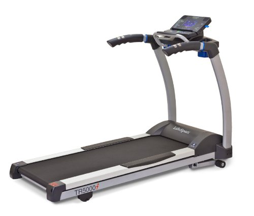 LifeSpan TR5000i Non-Folding Treadmill