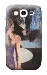 S0187 Picasso Les Noces de Pierrette Case Cover for Samsung Galaxy S3