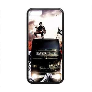 Rockband Modern Fashion Guitar hero and rock legend Phone Case for iPhone 5C(TPU) wangjiang maoyi