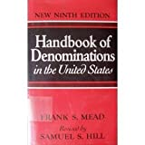 img - for Handbook of Denominations in the United States book / textbook / text book