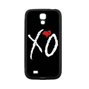 Danny Store XO The Weeknd Protective TPU Rubber Cell Phone Cover Case for SamSung Galaxy S4,SIV Cases